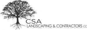 CSA Landscaping Logo